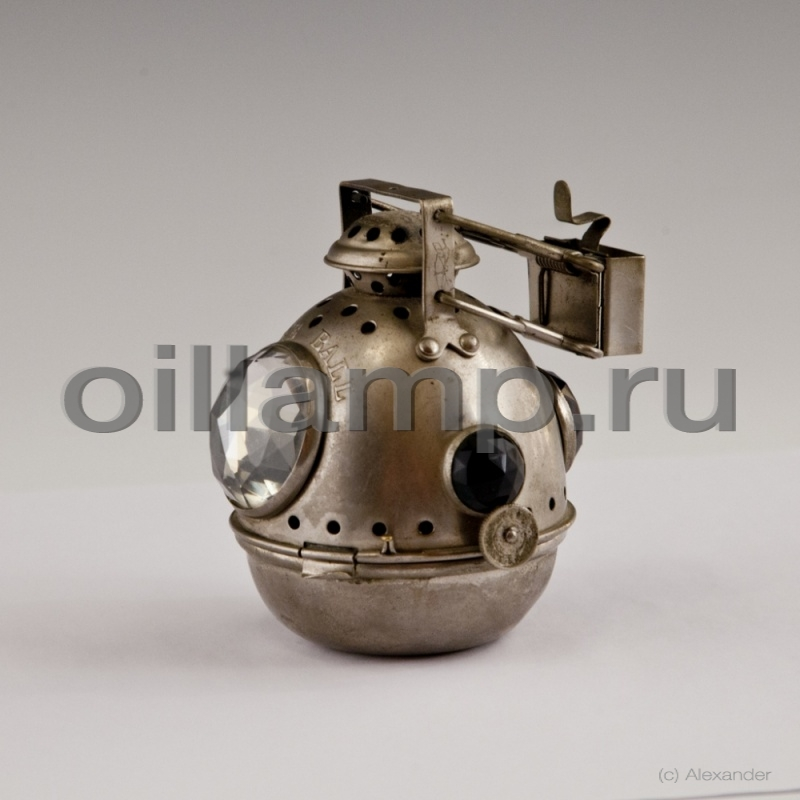 Fire Ball Bicycle Oil Light Lantern